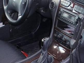 Mercedes CL203 - Echt leder pookhoes
