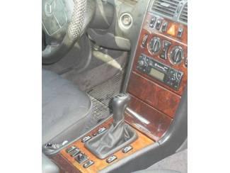 Mercedes-Benz onderdelen Leder pookhoes pookknophoes MERCEDES W210