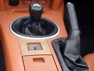 Echt leder pookhoes Mazda MX-5 III NC