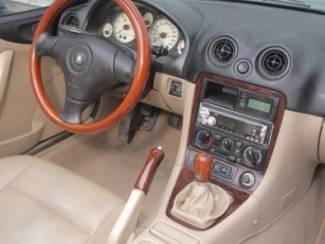 Echt leder pookhoes Mazda MX-5 I NA