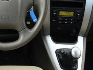 Hyundai Tucson - Echt leder pookhoes