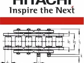 200 Meter Hitachi 10B-1 Rollenketting