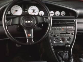Audi 100 C3 / C4  - Echt leder pookhoes