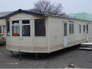 Stacaravan Carnaby Banbury wintervast caravan KORTINGEN!!!