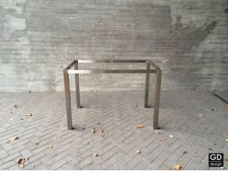 Tafels Rvs design bartafel- poten / onderstel / frame model MONACO, op m