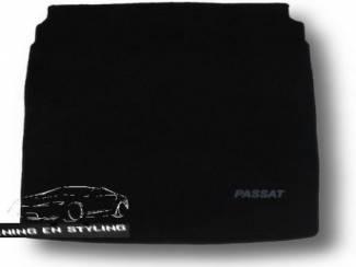 Kofferbakmat Velours VW met logo Passat B6