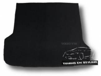 Kofferbakmat Velours met logo Volvo V70