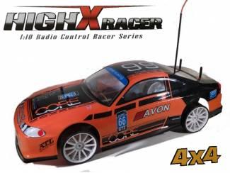 Rc Drift auto 1:10 HighXRacer 4WD
