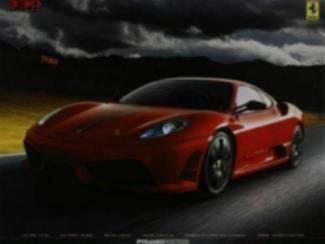 Sportieve Ferrari Auto's Posters (C)