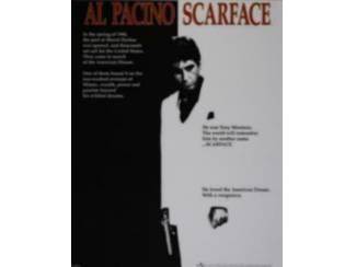 Poster Tony Montana Scarface Al Pacino (E)