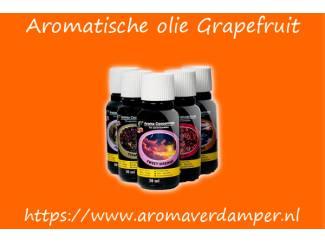 Aromatische olie Grapefruit - Aromaverdamper.nl
