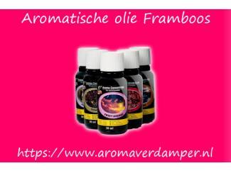 Aromatische olie Framboos - Aromaverdamper.nl