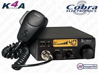 Cobra CB 27mc radio AM 1 Watt / FM 4 Watt (27mc bakkie)
