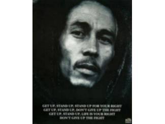 Overige Muziek en Instrumenten Posters Bob Marley