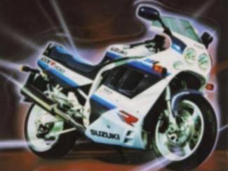 Accessoires Posters motor Hurricane Ninja Harley Davidson Suzuki, Honda