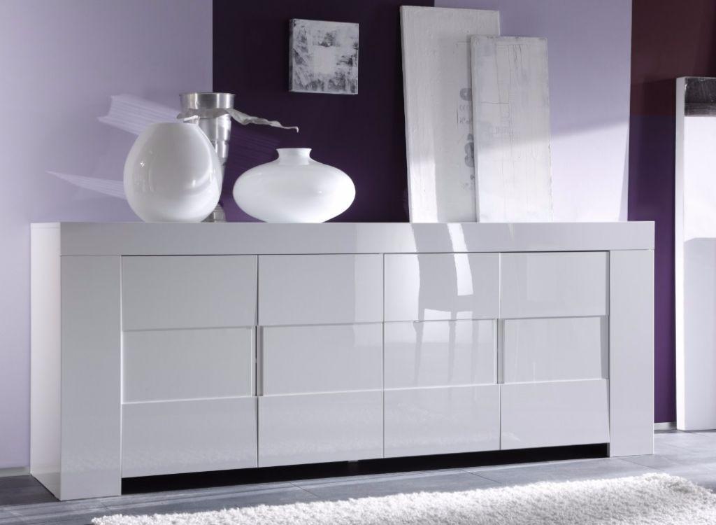 Top actie modern hoogglans wit dressoir eos nu nieuw