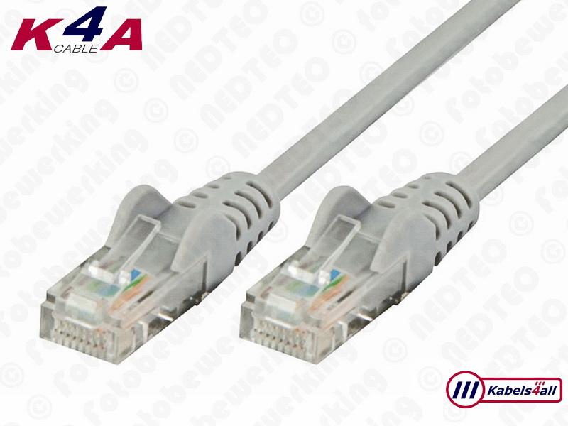 Internetkabel UTP CAT6 - Vanaf 0.50 meter t/m 30.0 meter