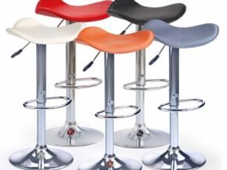AANBIEDING Moderne barkrukken diverse kleuren NU 49,- NIEUW