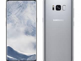 BIEDEN Samsung Galaxy S8+ Plus Zilver 64GB Arctic Silver NIEUW !