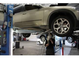 Roetfilter/DPF verwijderen BMW E60 E61 520d 525d 530d 535d X3 X5