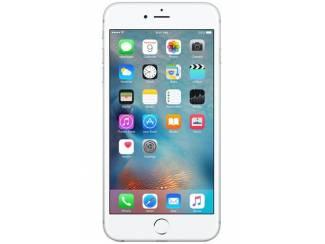 iphone 6S Plus 16GB Silver Refurbished, 24 maanden garantie