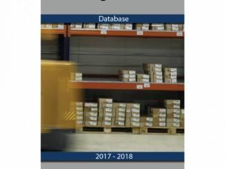 Database ?logistiek 2017-2018? (CD)