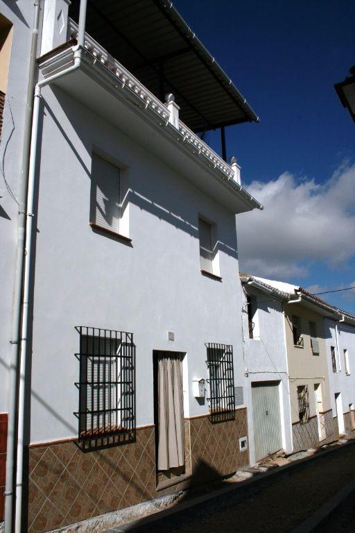 Casa Loraida, Alfarnate / Malaga