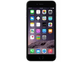 iPhone 6 Plus 16GB zwart Refurbished, 24 maanden garantie