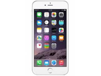 iPhone 6 Plus 16GB Zilver Refurbished (nieuwstaat)