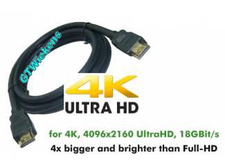 GN883U-HDMI SNOER 2.0 UltraHD 4K