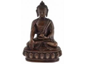 Sakyamuni Koperen Beeldje Boeddha Buddha Budha Boedha (E)