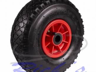 Skelterwiel, bolderkarwiel, steekwagenwiel, wiel ( 260x85 )