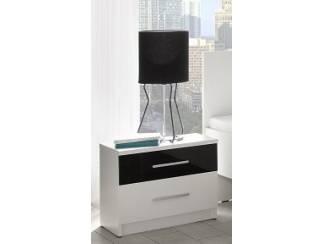 Aanbieding modern eiken nachtkastje model dalton nu 79 nieuw slaapkamer - Moderne nachtkastje ...