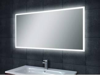 Sanifun Quattro-Led condensvrije spiegel Harald 120 x 60.