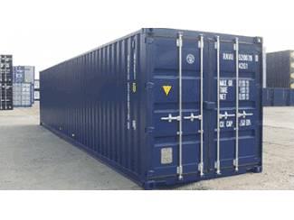 Nieuwe maritieme containers of Occas HC