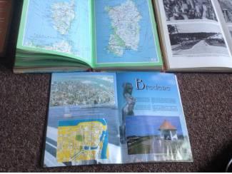 Atlas v/d wereld,Benelux & Europa v.De Panne tot Zeebrugge,wegenk