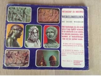 Oude interessante romeinse geschiedenis boek; Rome en Grieks