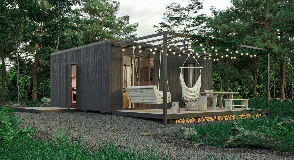 Modular houses / stacaravan