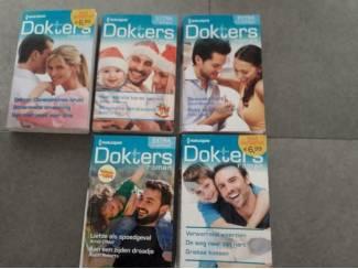 6 Boeken van Dokters hun mooie liefdesverhalen,romans enz...