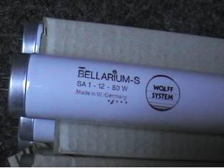 TL lampen voor zonnebank merk bellarium-s;10 nieuwe ,10 geb