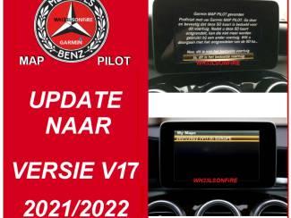 sd kaart mercedes garmin® map pilot STAR 1&2 2021 NTG5