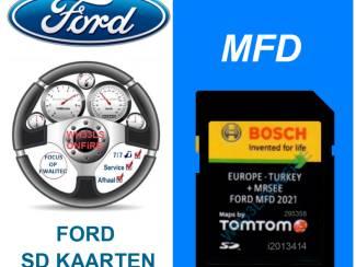 Software NIEUWSTE sync2 F9 ford sd kaarten : mca , mfd , fx