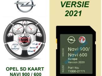 Opel sd navi 900 / 600 & Touch&Connect Micro sd 2021
