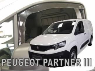 Peugeot Partner ALLE bouwjaren, citroen Berlingo set zijwind
