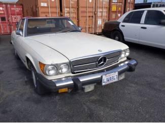 Mercedes Benz 450SL 1974