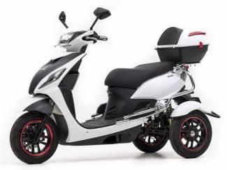 Nipponia Pride Scootmobiel / elektrische driewieler
