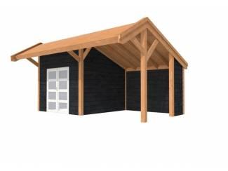 Tuinhuis douglas  Kapschuur Premium 1: 500 x 310 cm