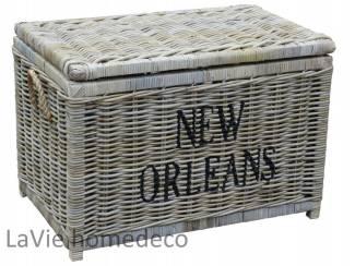 Kist riet New Orleans