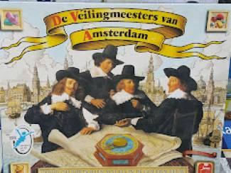 Spel: Jumbo, De veilingmeesters van Amsterdam, SPEL!!
