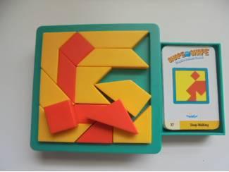 THINKFUN SHAPE BY SHAPE GAME